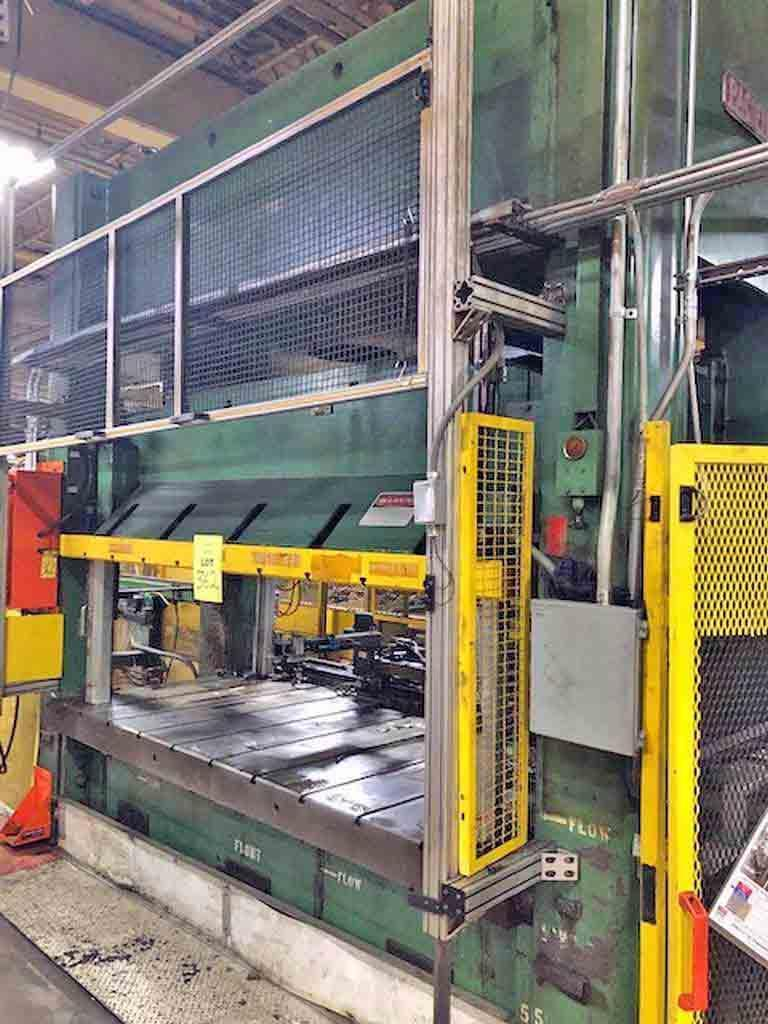 300 Ton Pacific Hydraulic Press