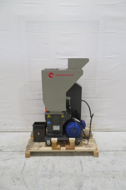 AEC Used FX708 Granulator, 5hp, 480V, Yr 2019