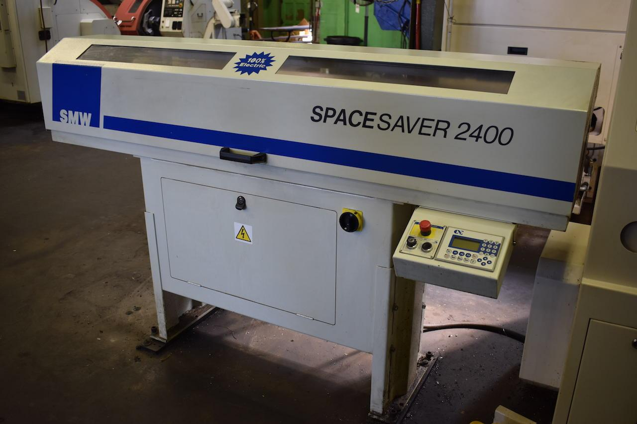 SMW Spacesaver 2400 Bar Feed