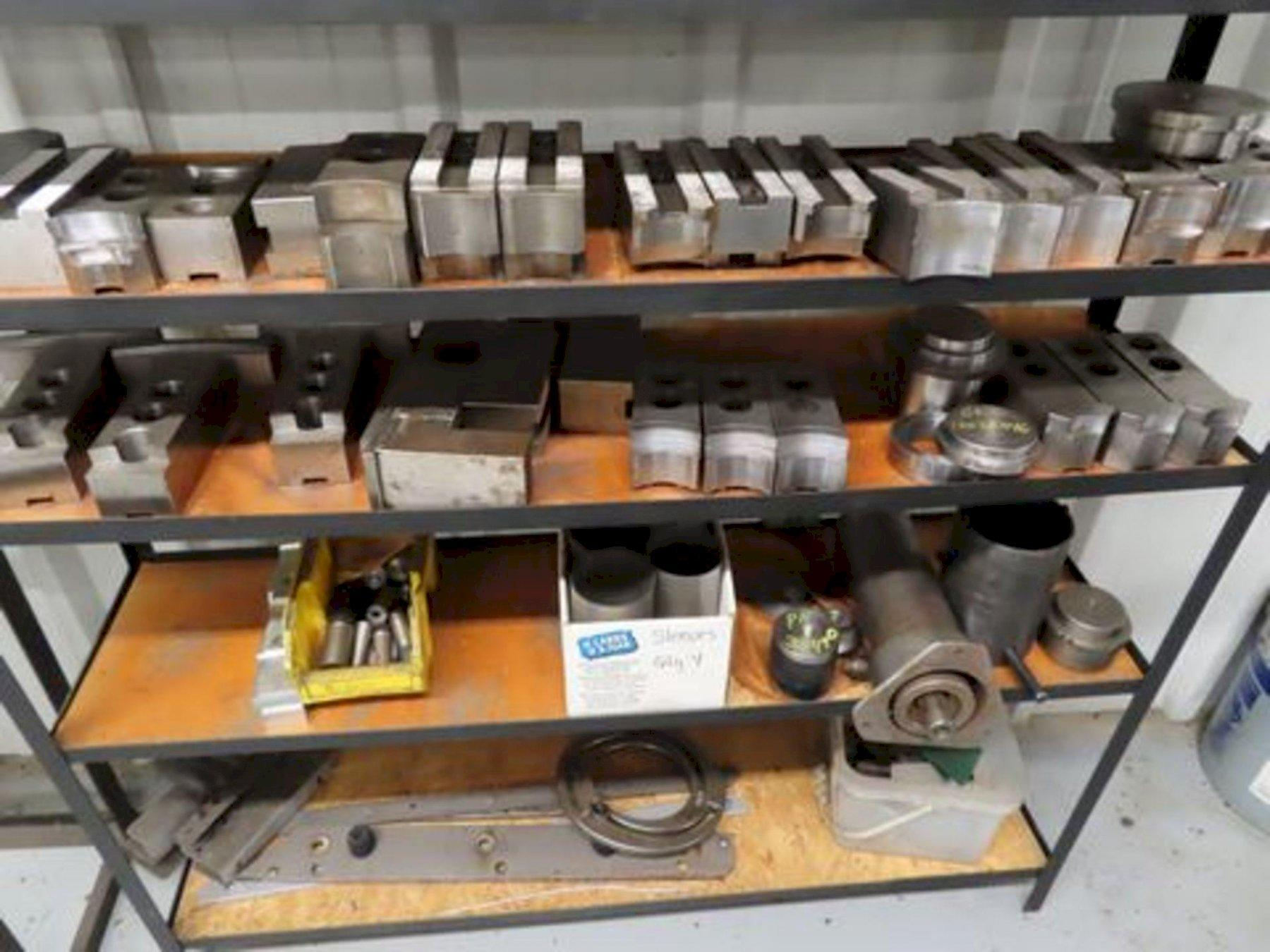 HAAS ST-30 BIG BORE CNC TURNING CENTER