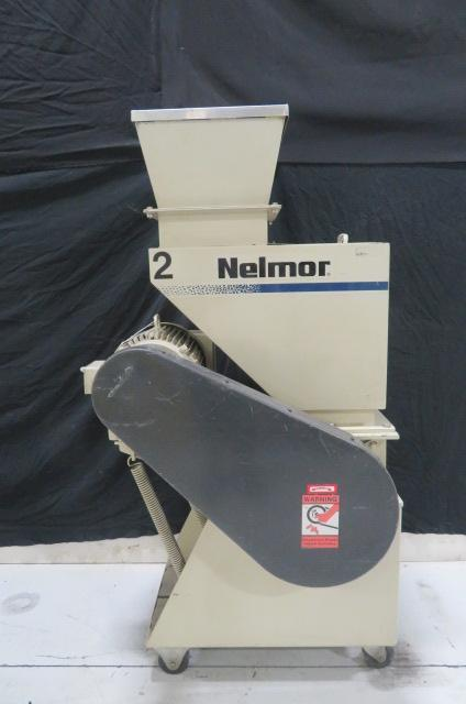 "Nelmor Used G1012P1 Granulator, 16"" x 16"", 5hp, 208V"