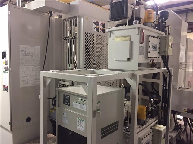 Doosan Dhm 630 Cnc Horizontal Machining Center New In