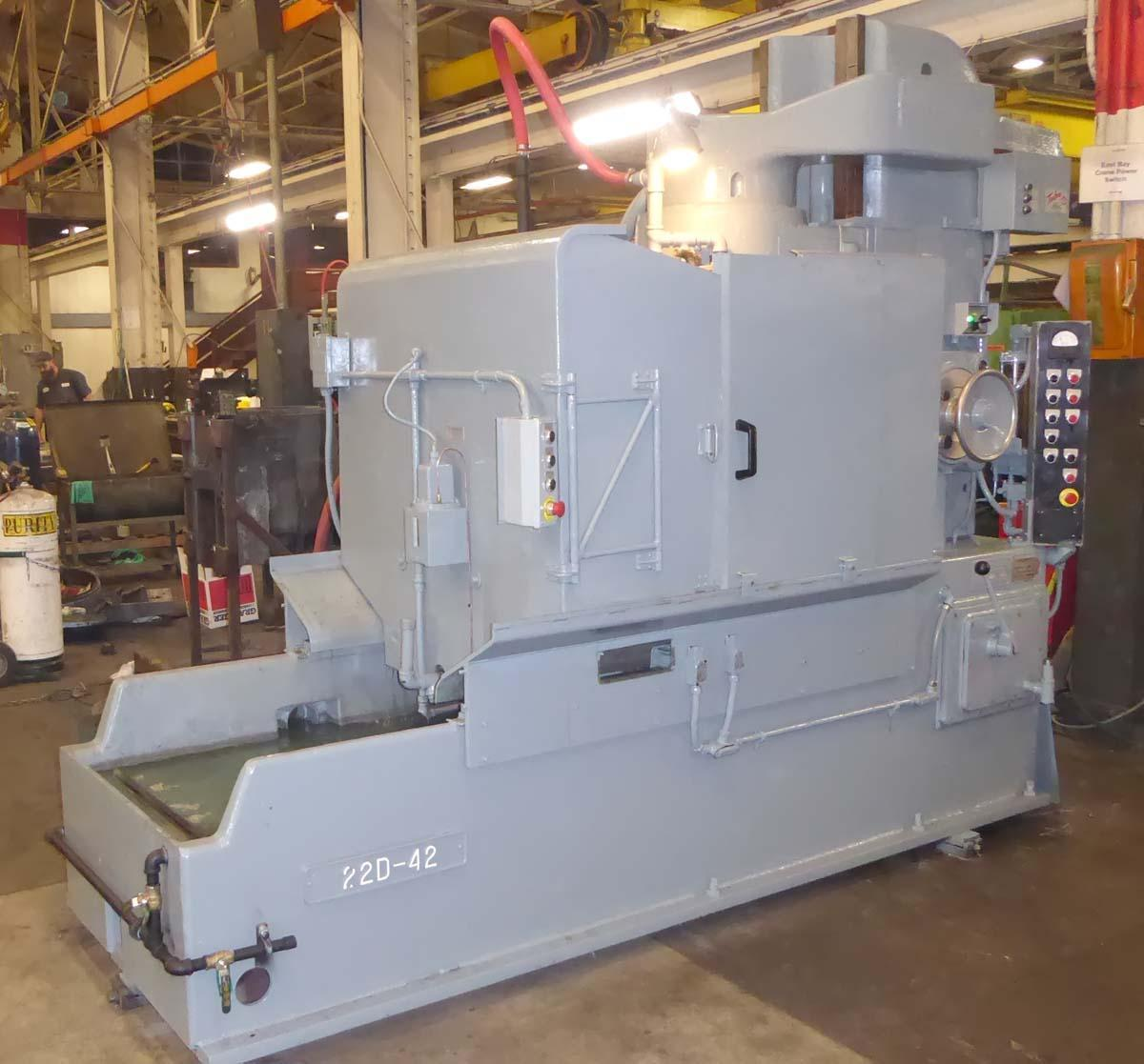 Blanchard #22D-42, 42″ Vertical Spindle Rotary Surface Grinder