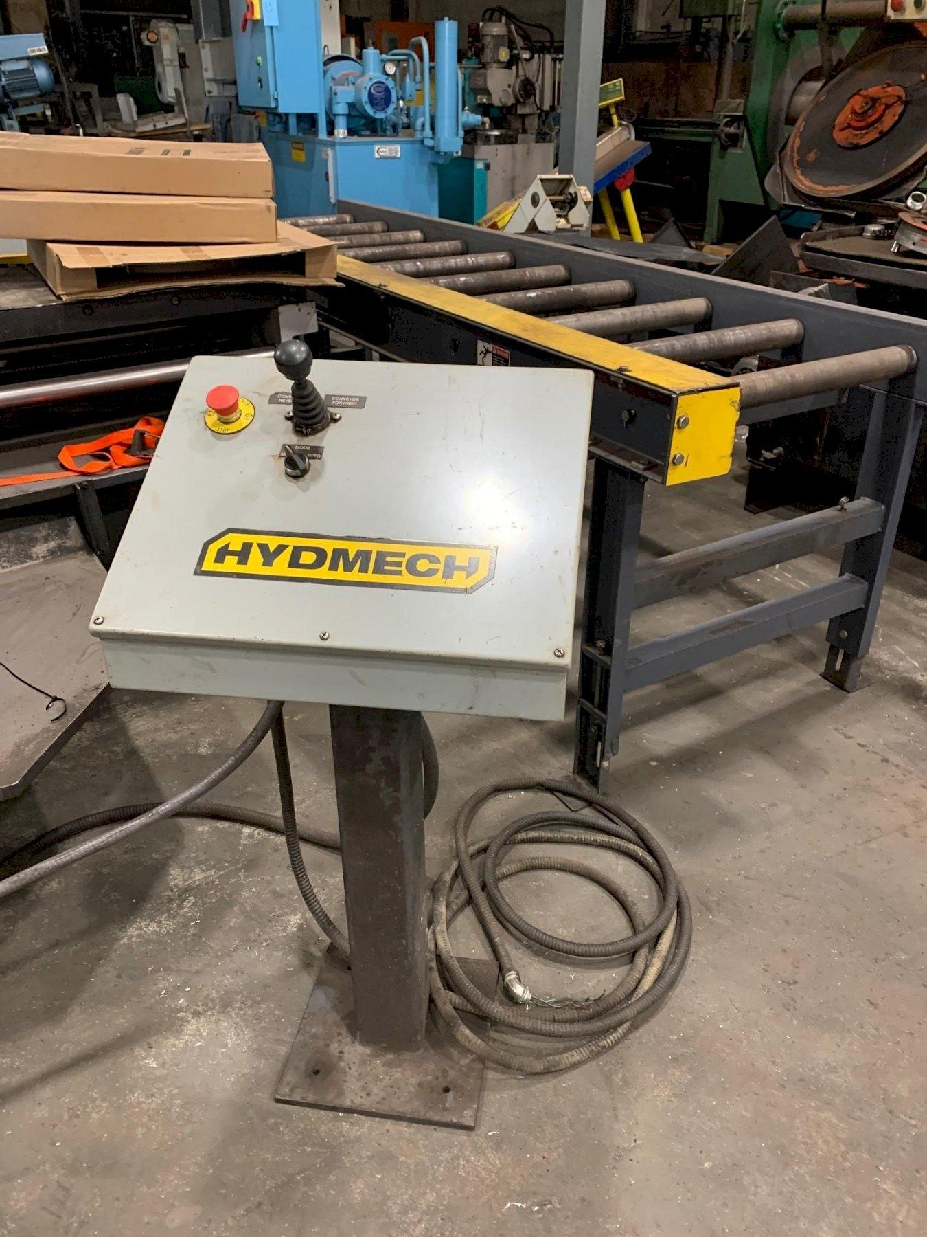 """USED HYD-MECH 16"""" X 20"""" MODEL S-23A MITERING AUTOMATIC BANDSAW, Year 2014, Stock# 10844"""