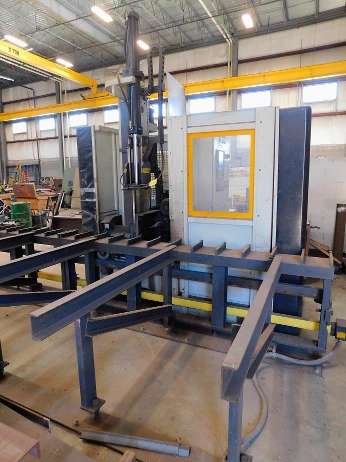 FICEP CNC Drilling Line Model 1001 D