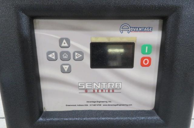 Advantage Sentra Used SK 1080G G Series Water Temperature Controller, 1hp, 10kw, 460V, Yr. 2019