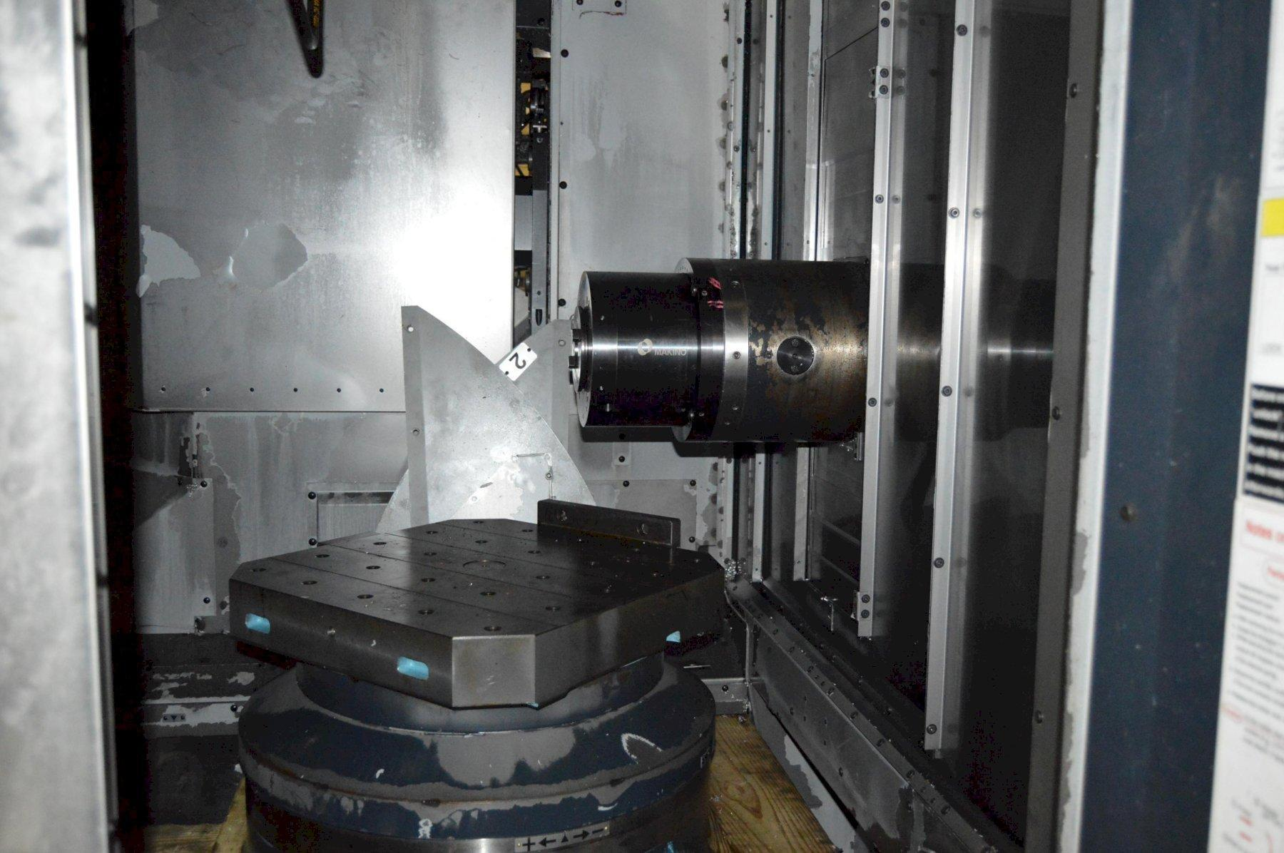Makino A61NX CNC Horizontal Machining Center (2012)