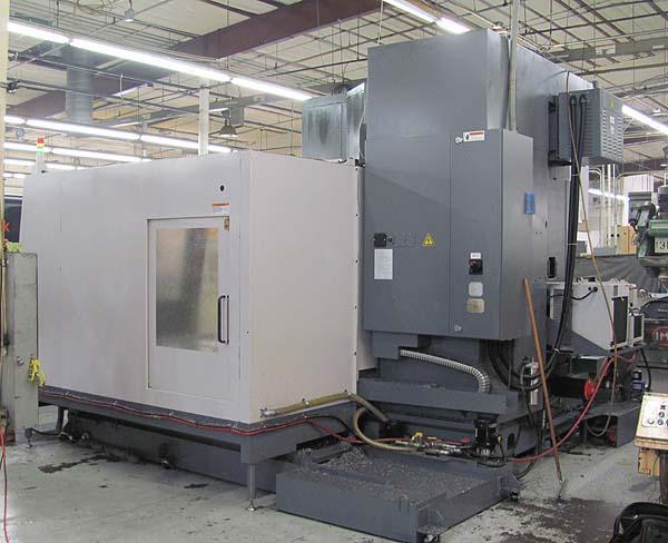 Okuma 1052V CNC Vertical Machining Center