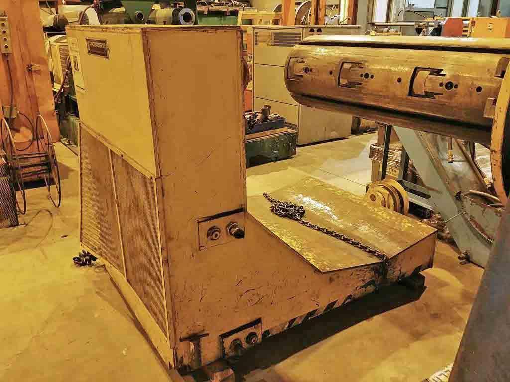 """20,000# x 60"""" Progressive Coil Car"""