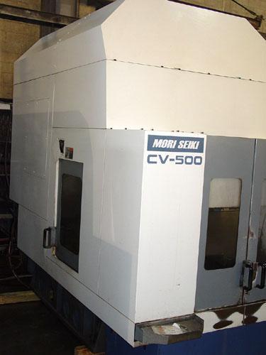 MORI SEIKI CV-500A
