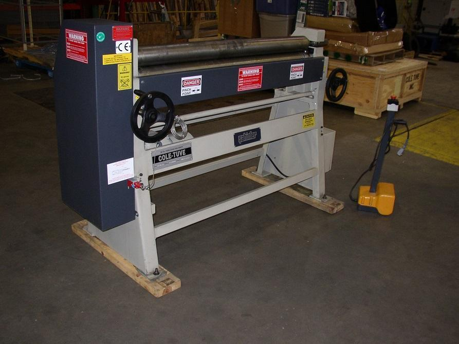 "3.54"" x 5 ft., New Cole-Tuve RM Power Roll, Model RM-5-90"