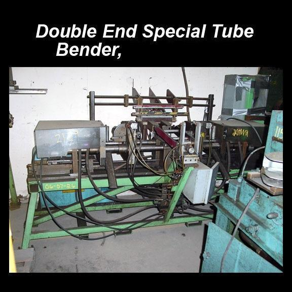 Double End Special Tube Bender