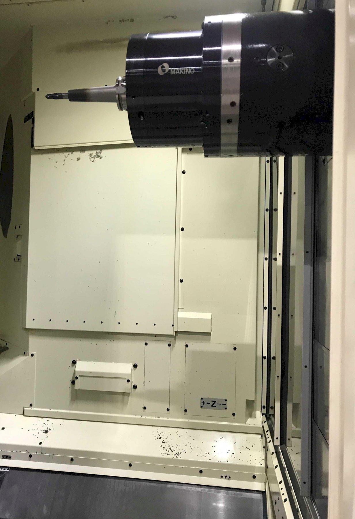 Makino A61NX CNC Horizontal Machining Center (2016)