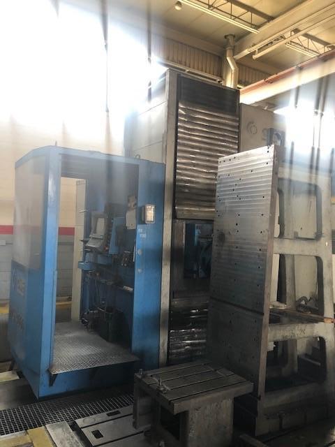 CME MQ 4000 Horizontal Floor Type Boring Mills