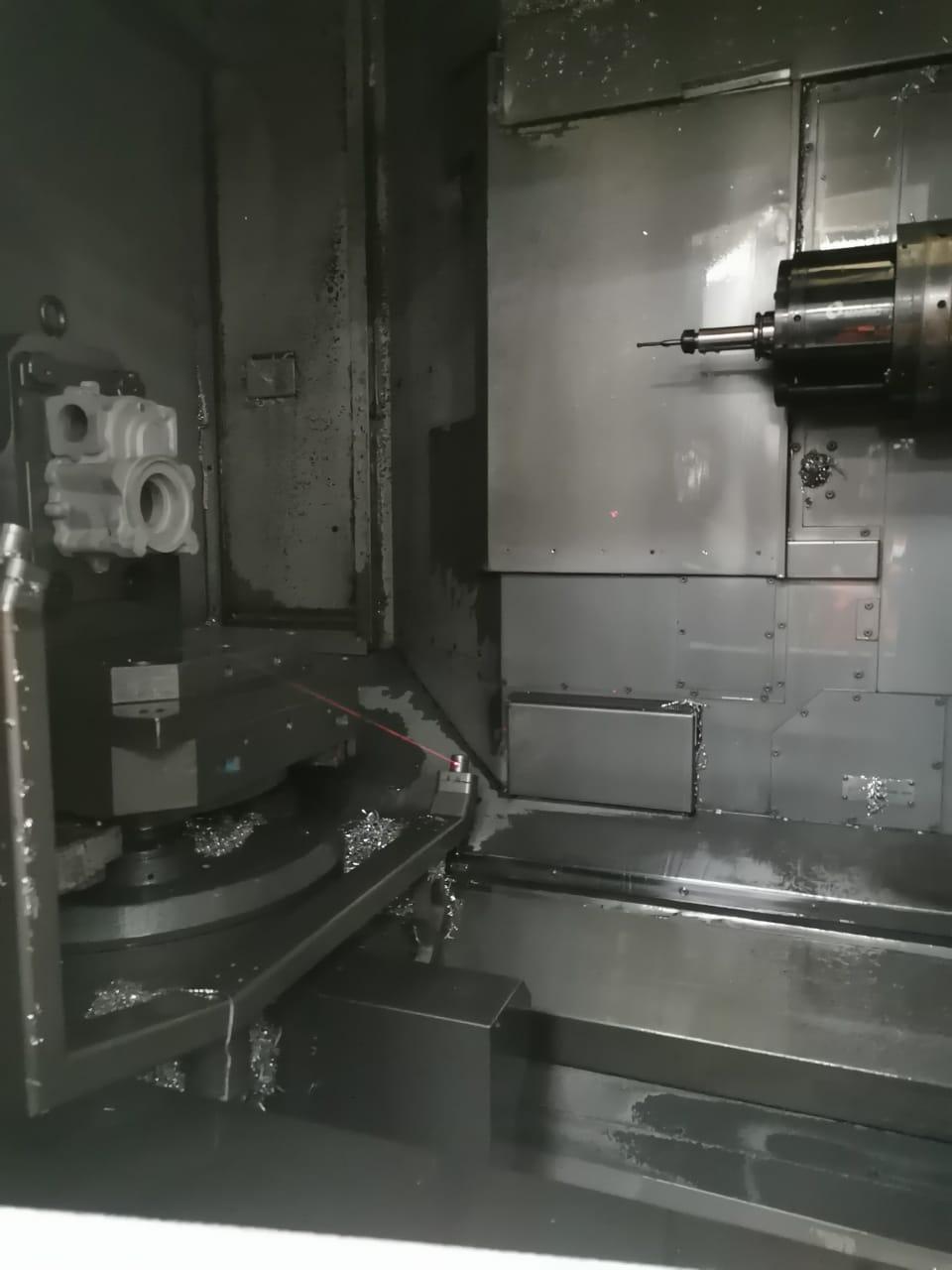 Makino A61 CNC Horizontal Machining Center