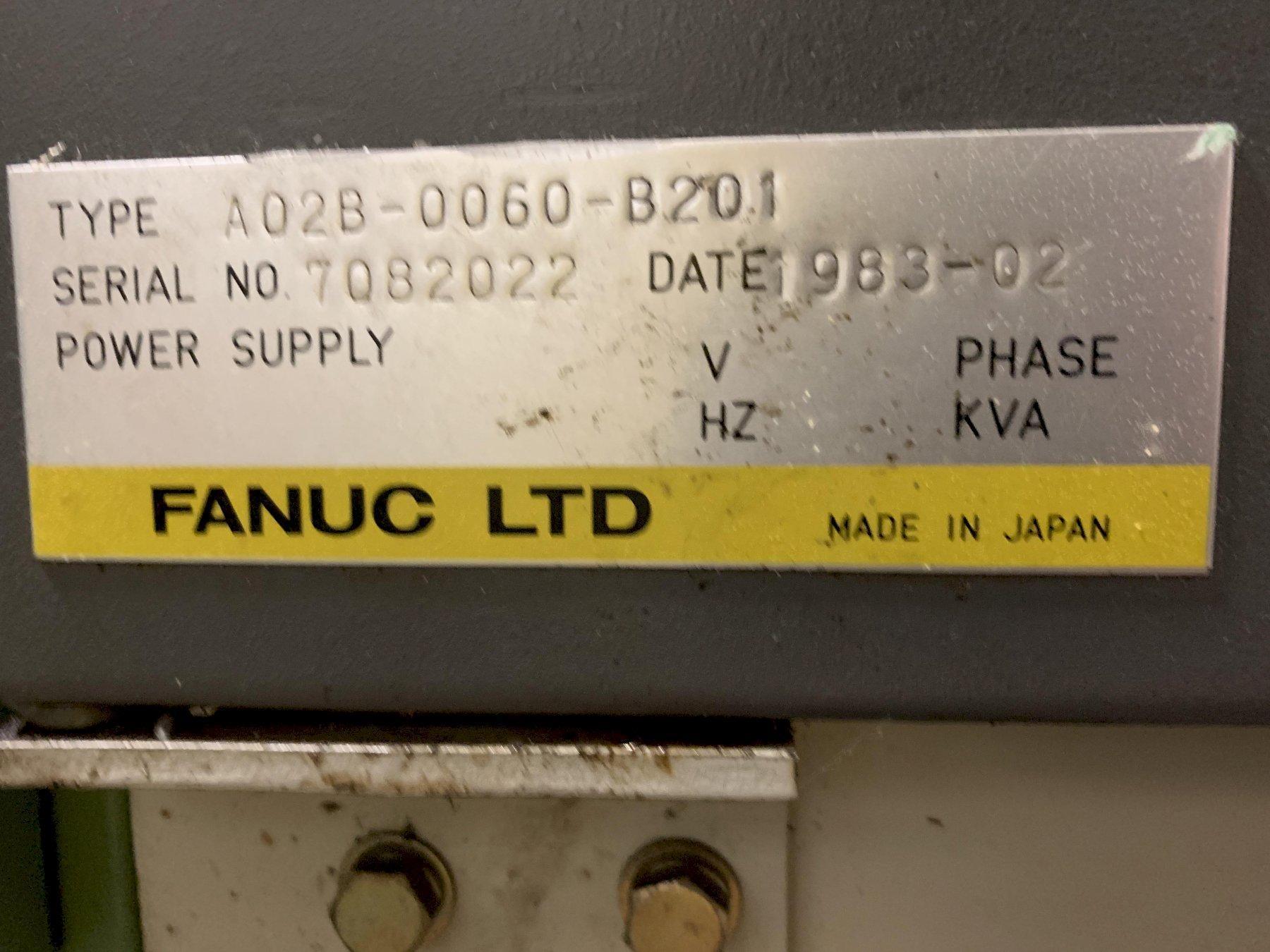 "MORI SEIKIMori Seiki MV-40, 1983, 30"" x 13.8"" x 17.7"", 6K RPM, BT40, 20 ATC, Fanuc 6M CNC Control"