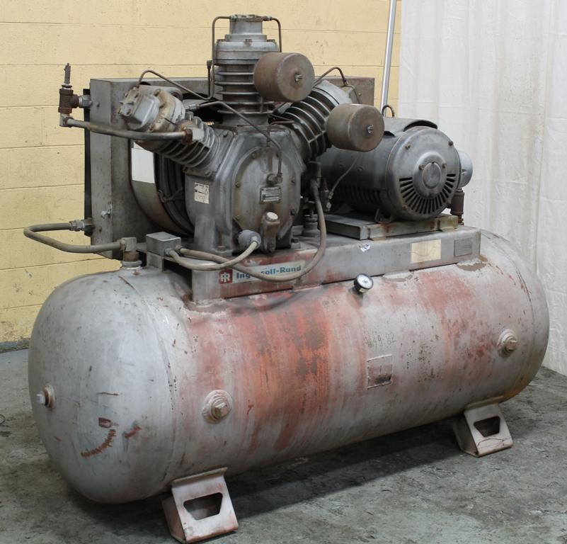 30 HP INGERSOLL RAND AIR COMPRESSOR: STOCK #63188