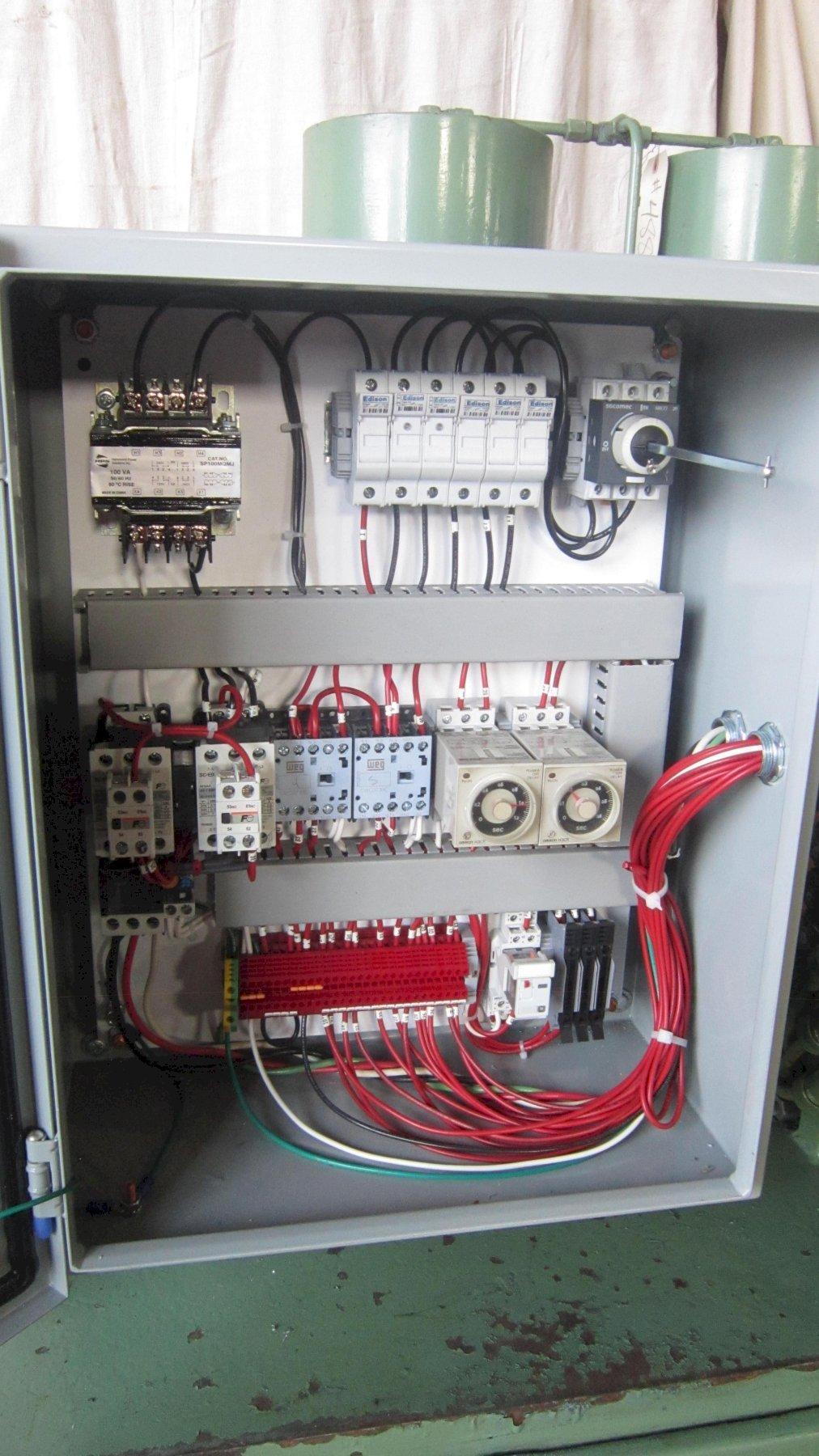 """5/8"""" RMG CFS-1607 Powered Wire Straightener .350"""" - .780"""""""