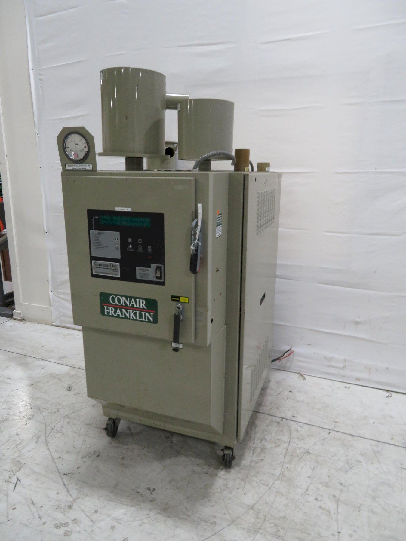 Conair Used CD200 Dryer Control, Approx. 300-400 lbs., 480V, Yr. 1995