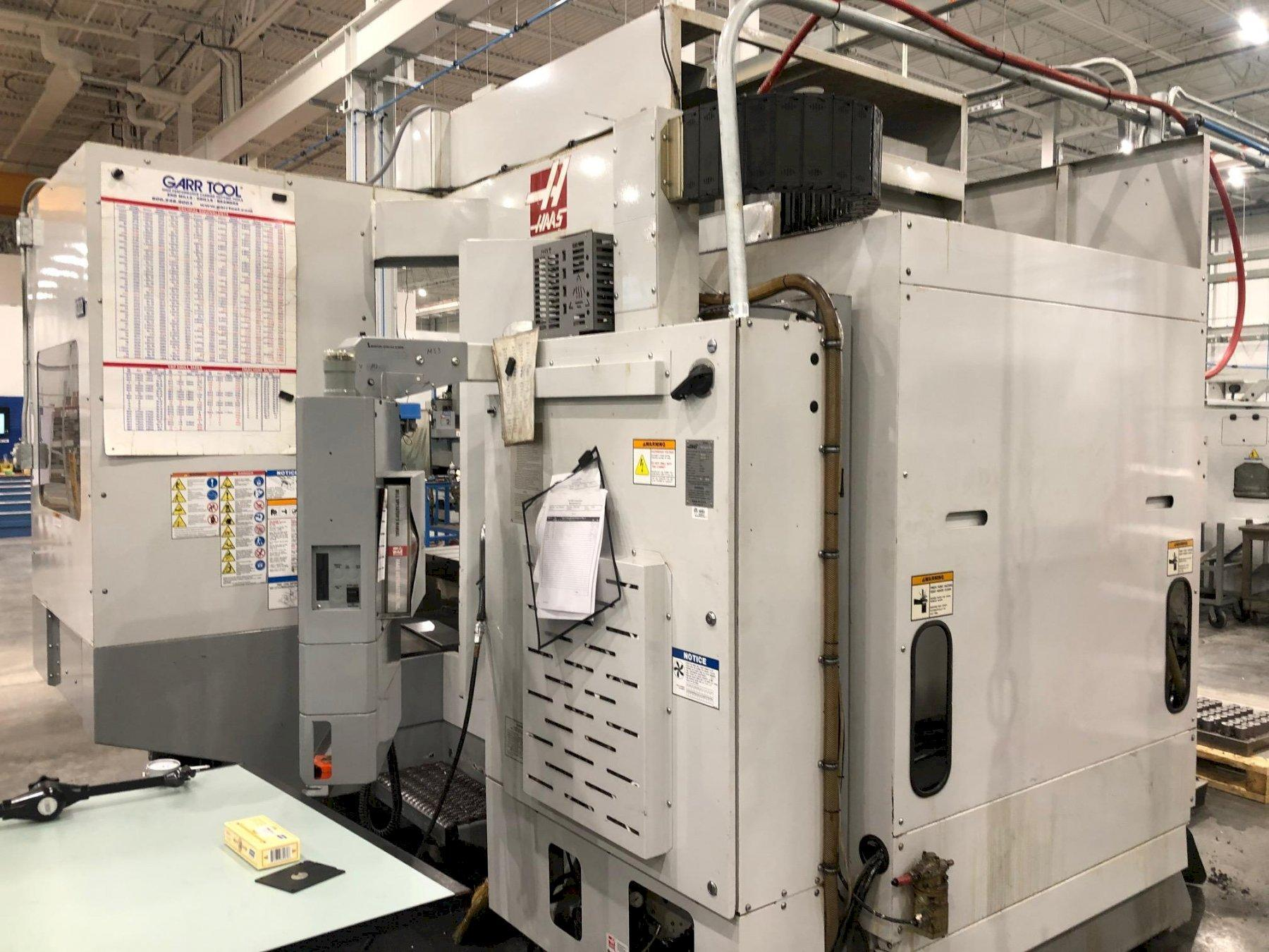 2005 Haas EC 1600-4X CNC Horizontal Machining Center