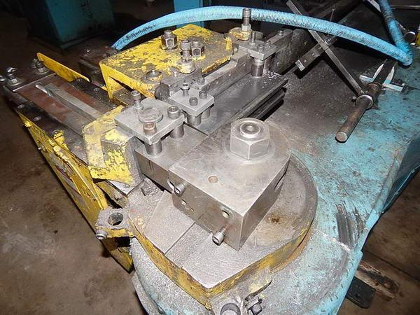 "2-1/2"" PINES MODEL 1-1/4 HORIZONTAL HYDRAULIC TUBE BENDER"