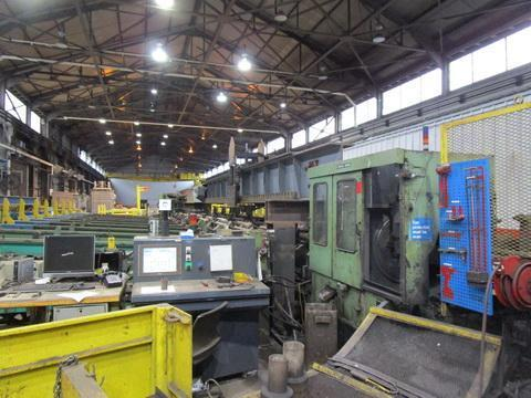"7.5"" (190mm) Reika Tube Recut with Chamfering Line (Two Reika Machines)"