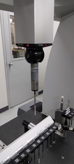 BROWN & SHARPEBrown & Sharpe Global Performance 9.12.8 DCC Coordinate Measuring Machine (CMM) (#33258)