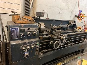SUPERMAX Mdl# 1667 LATHE   Our stock number: 115125