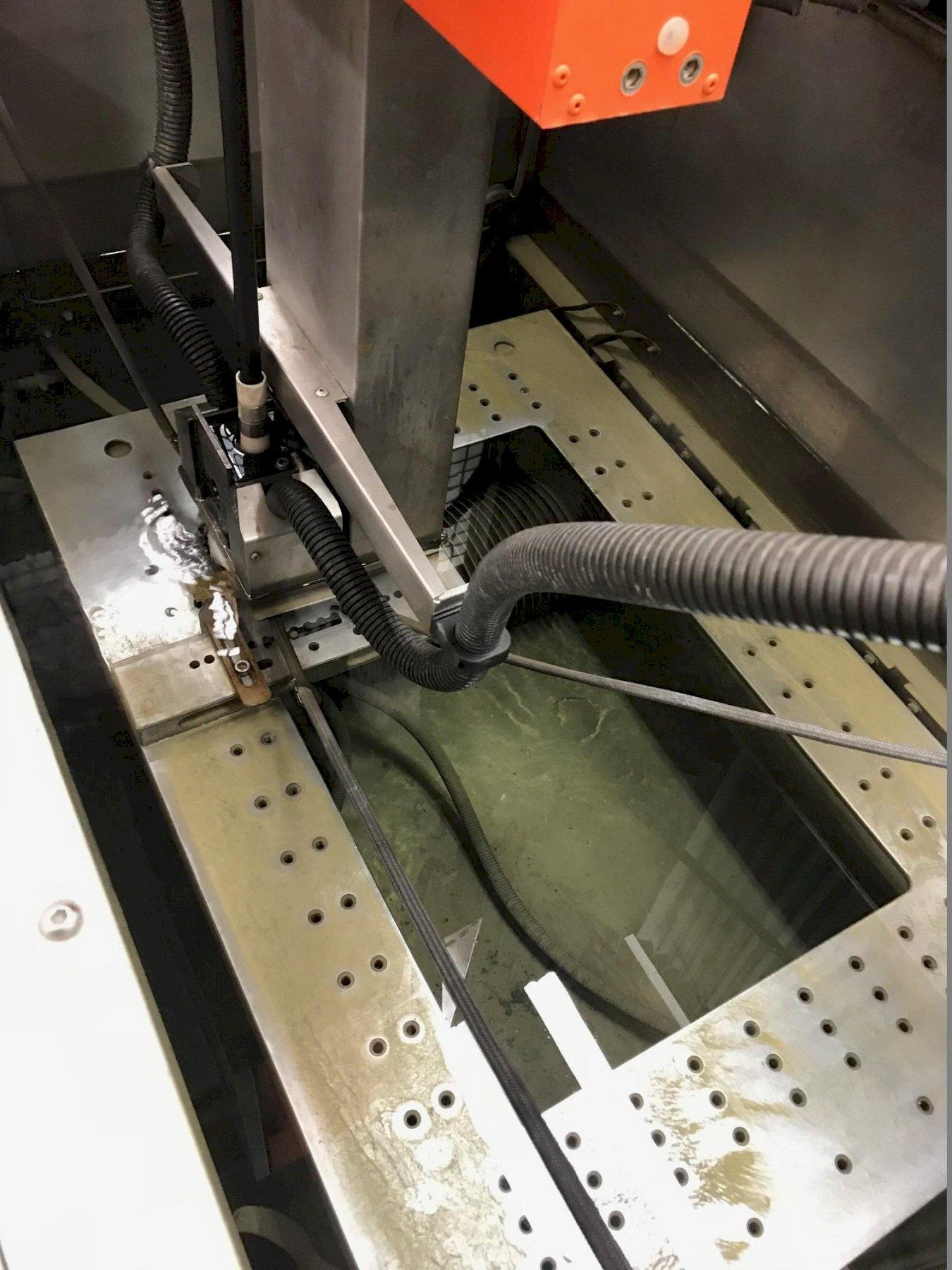 """Charmilles Robofil 440cc Wire EDM 2005  21.6""""x13.7""""x15.7"""" Travels, Auto Threading, Submerged Cutting, and Glass Scales."""