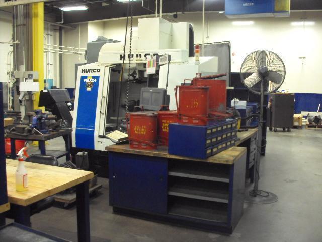 HURCO VMX-24 CNC Vertical Machining Center