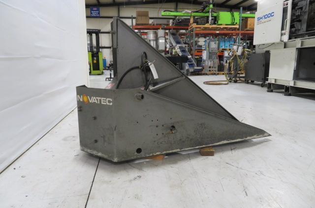 Novatec Gaylord Used 29-950 Tilter, 2500 lbs Capacity