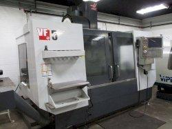 Haas VF-5 Vertical Machining Center 2015