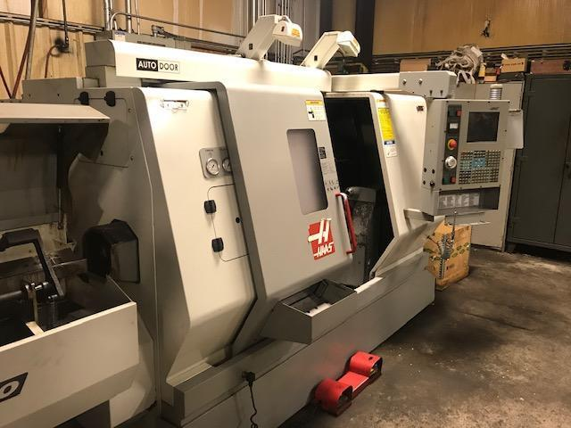 HAAS2004 Haas SL20T CNC Turning Center