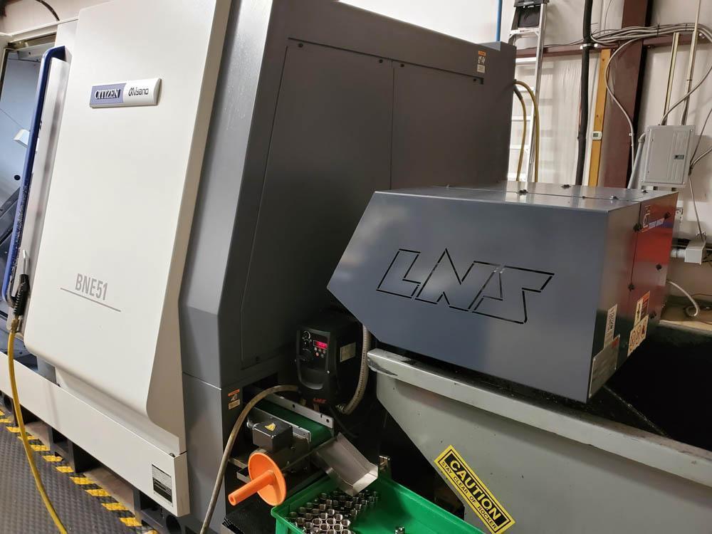 2018 Miyano BNE-51MSY CNC Horizontal Lathe