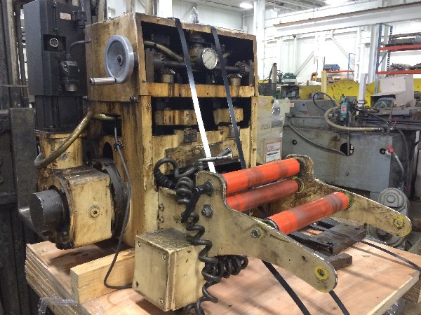 (S) PA Industrries Servo Roll Feed (Press Mounted) 12