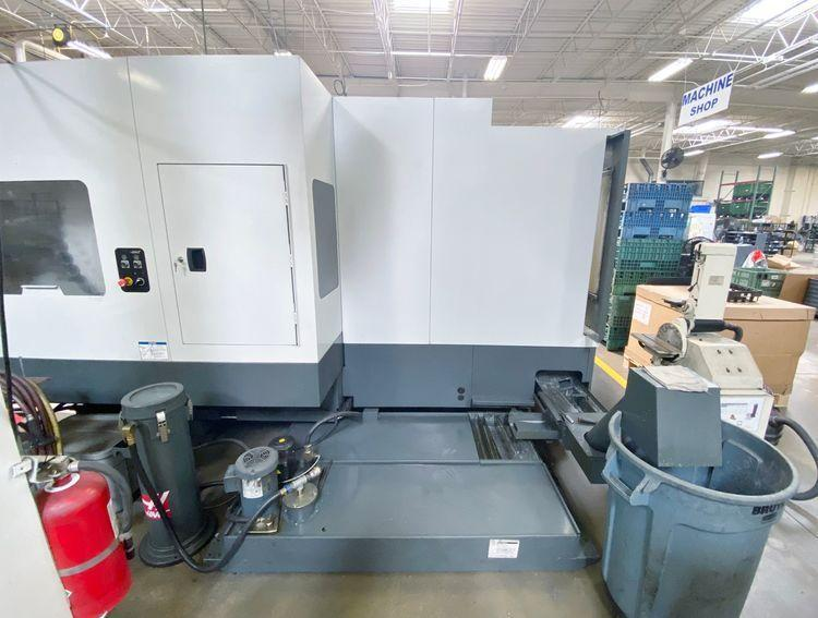 Haas EC500 CNC Horizontal Machining Center