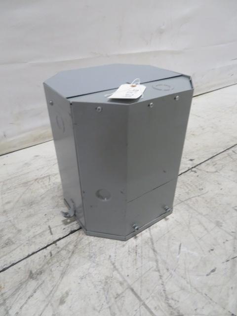 Acme Used Single Phase, 25kva Transformer, 240/480V to 120/240V, Outdoor Rated