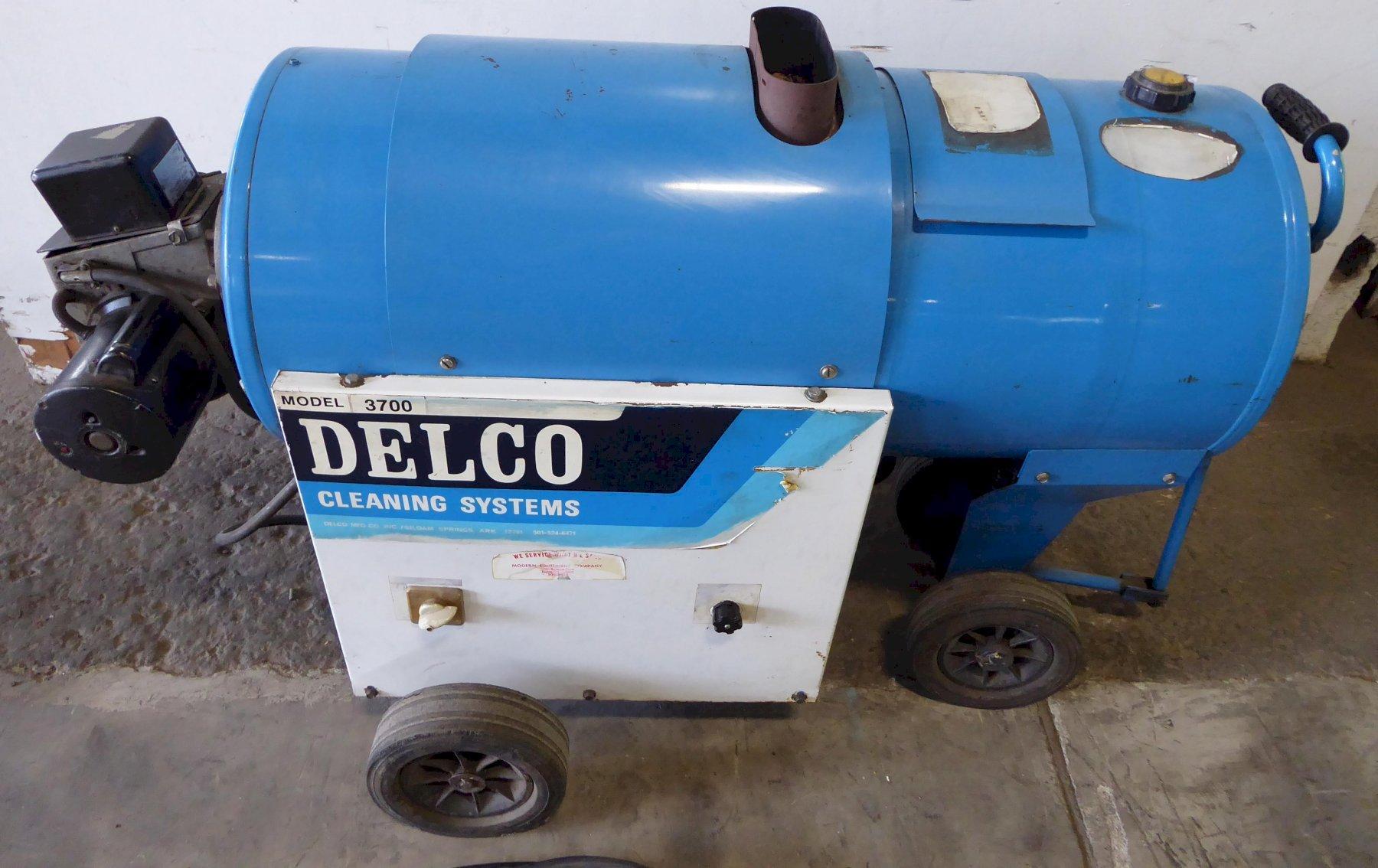 Delco Pressure Washer Model 3700, Heated, Portable
