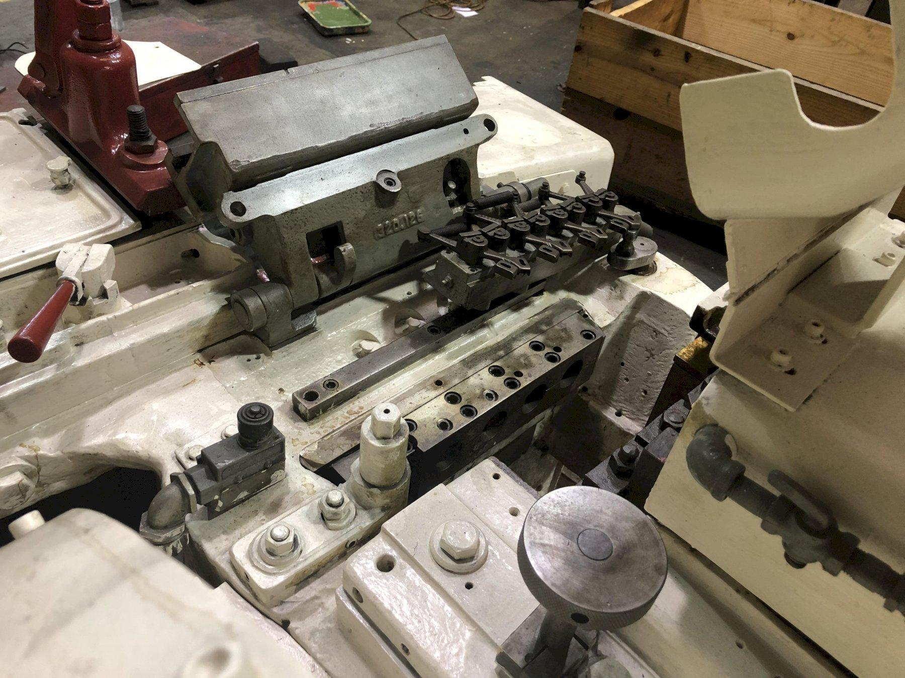 "3/16"" National 4 Die Parts Former"