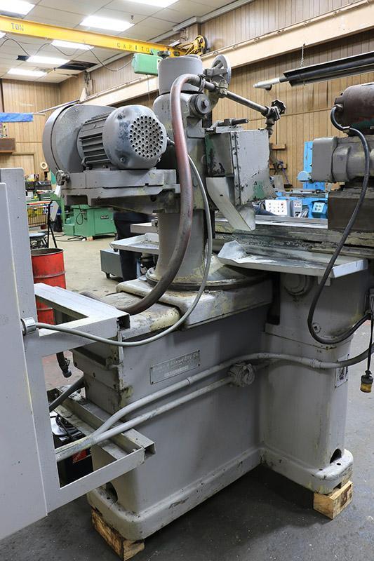 BROWN & SHARPE #13 UNIVERSAL & TOOL GRINDING MACHINE