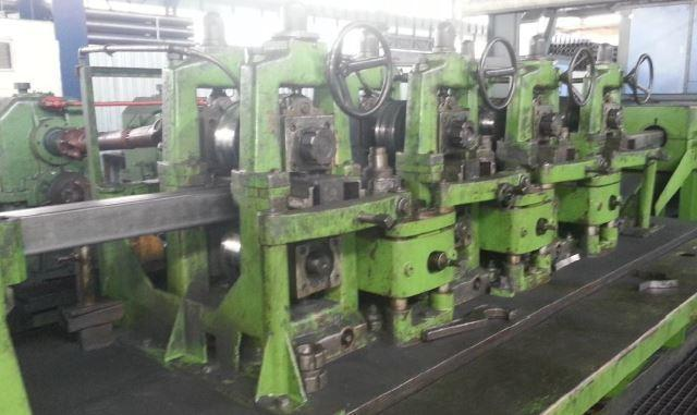 Mannessman Form Square Weld Square Mill
