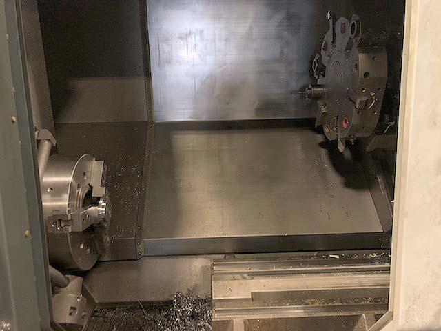 Haas ST-40M-BB CNC Turning Center