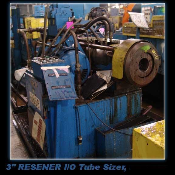 "3"" 76.2 mm Dia x 13 GA Resener #1/0 Tube Sizer"