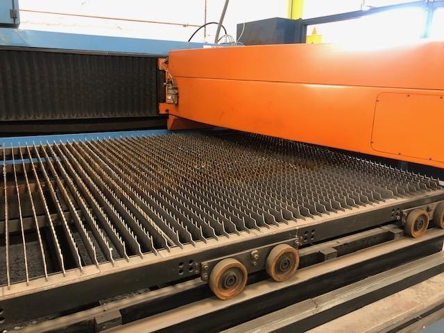 2009 Prima Platino, 5x10, 5000 Watt Co2 CNC Laser