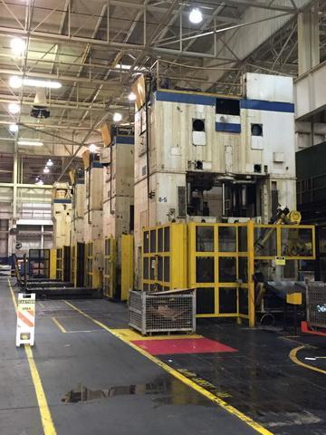 """800 Ton Clearing 108"""" (4 Available)"""