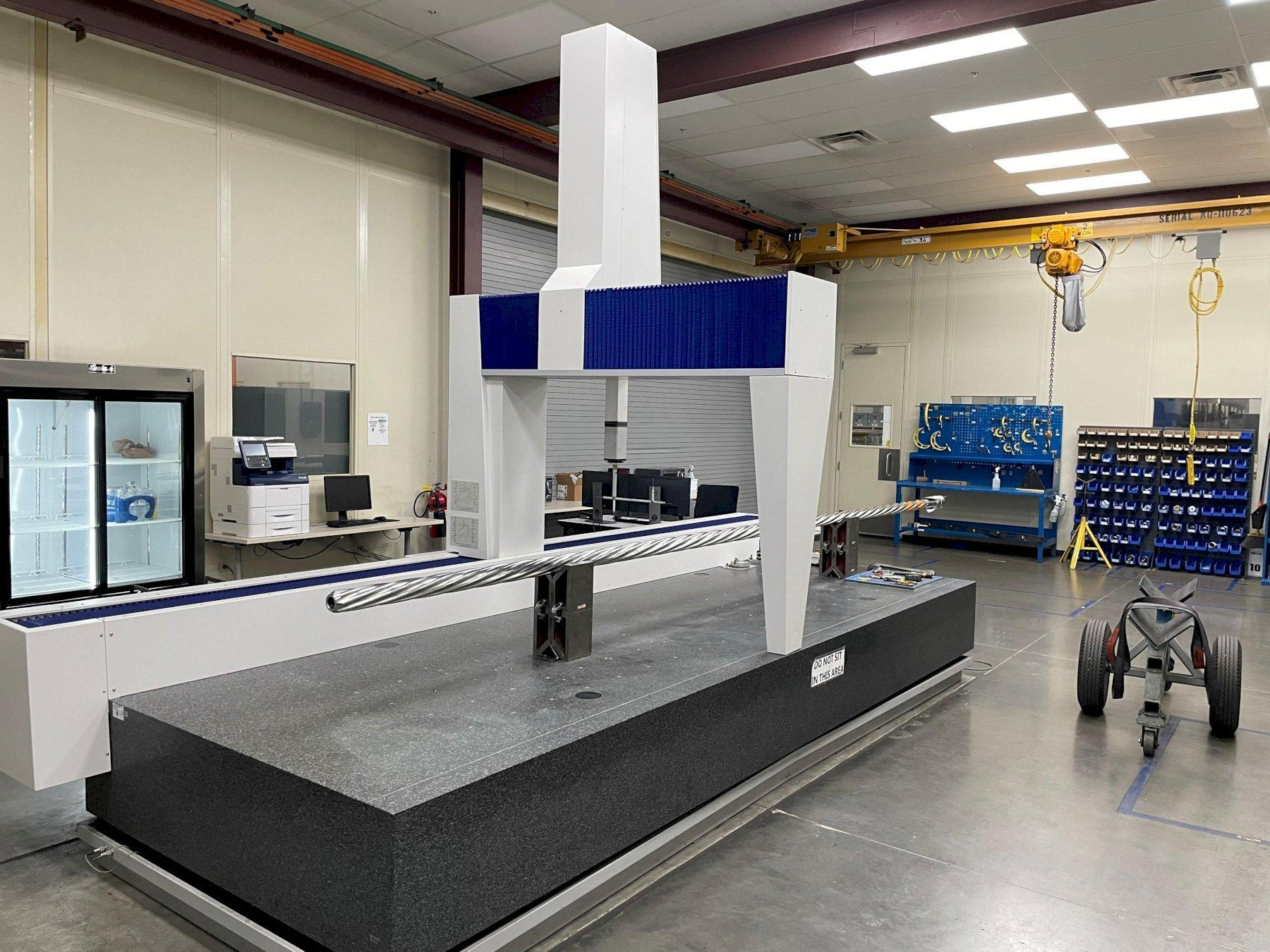 2013 Zeiss Accura II 12/42/10 RDS Coordinate Measuring Machine (CMM) (#33204)