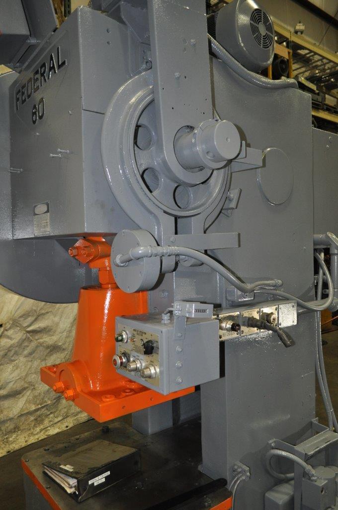 60 Ton Federal OBI Press