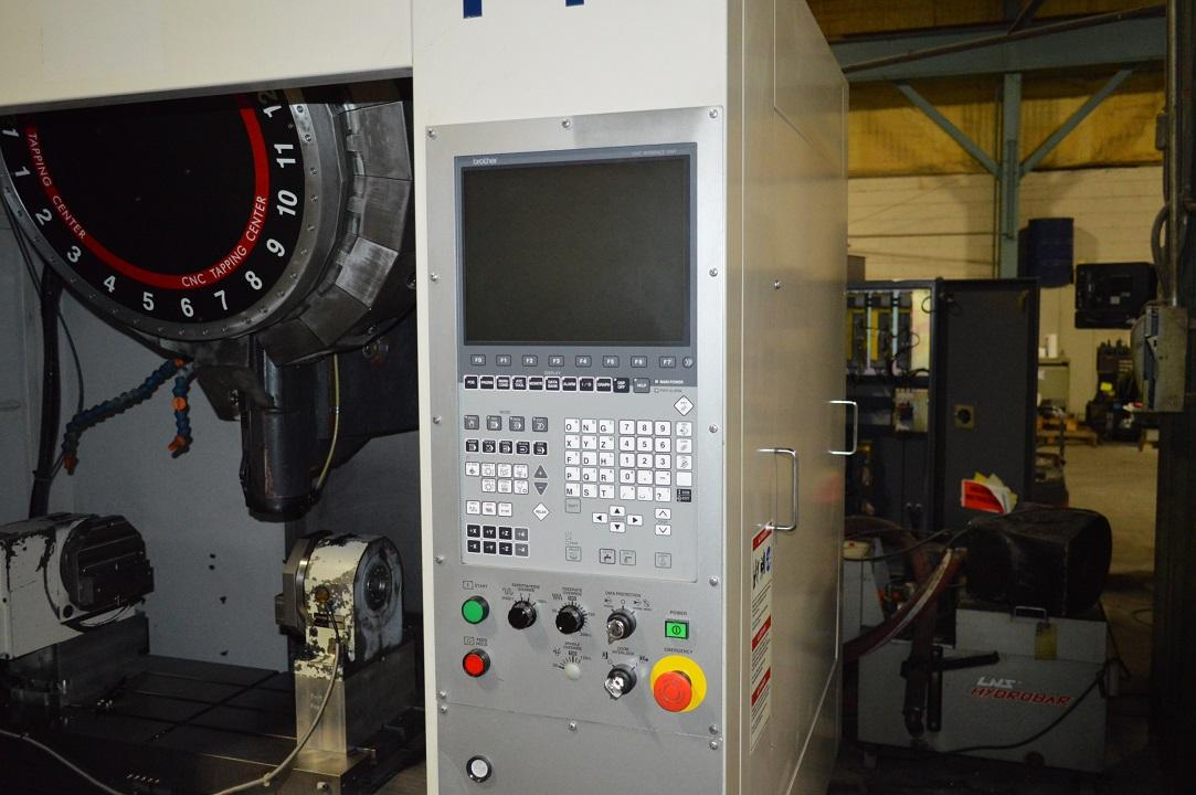 BROTHER TCS2DN-O - Machining Centers, Vertical | Machine Hub