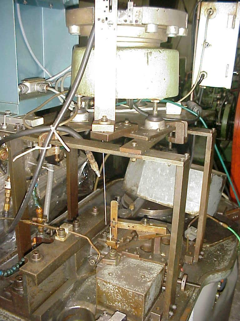 #0 Hartford A190  Automated Flat Die Thread Roller