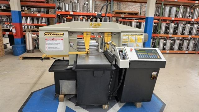 HYDMECH S-20A SERIES II HORIZONTAL BAND SAW